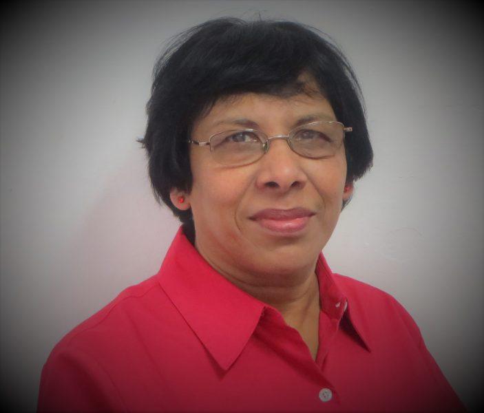 Dr Indira Gilbert